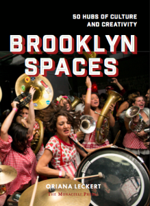 bk spaces book cover