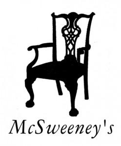 mcsweeney's colophon